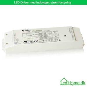 LED Driver med indbygget strømforsyning - LPD-4-12V | LEDHome.dk