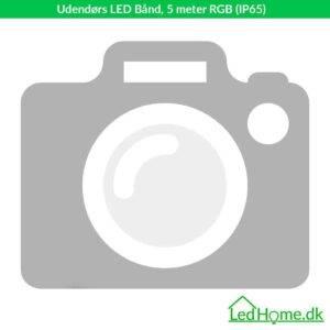 Udendørs LED Bånd, 5 meter RGB (IP65) - LB-RGB-IP65-1