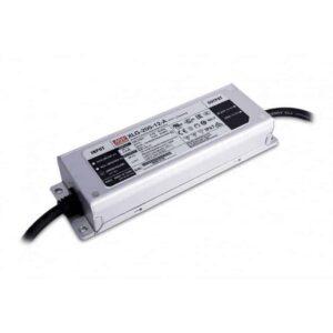 IP67 vandtæt strømforsyning til 12V